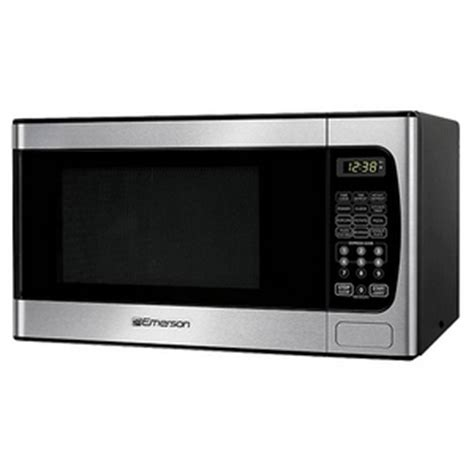 emerson  cu ft microwave oven mwsb reviews viewpointscom