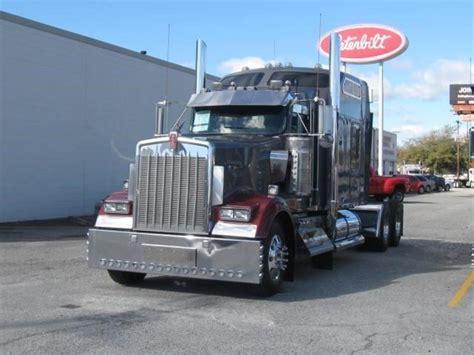 kenworth  conventional trucks  sale