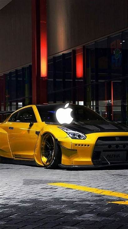 Wallpapers Iphone Modified Cars Supercar Yellow Awesome
