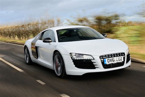 Audi R8 Picture by Audi R8 Pictures Auto Express