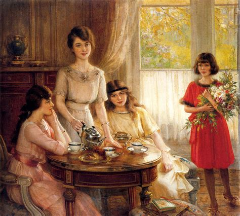 16 Albert Lynch Paintings From The Belle Époque  5minute History
