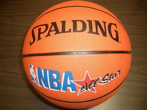 spalding nba  star basketball  ebay