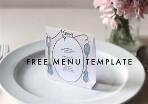 Free downloadable diy wedding menus etsy weddings blog for Diy wedding menu template free
