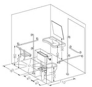 Bagno Disabili Dimensioni: Bagno chimico dwg bagni per ...
