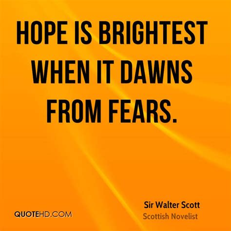 Sir Walter Scott Quotes | QuoteHD