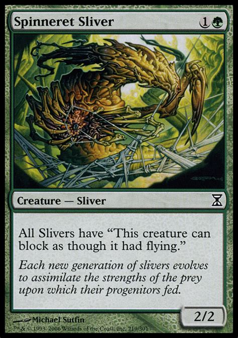 Mtg Sliver Deck Build by Proxies For Deck Quot Slivers To Plowshares Quot Deckstats Net