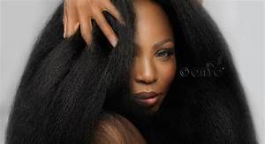 Fro Out Kinky Straight Machine Weft ONYC Hair Nigeria