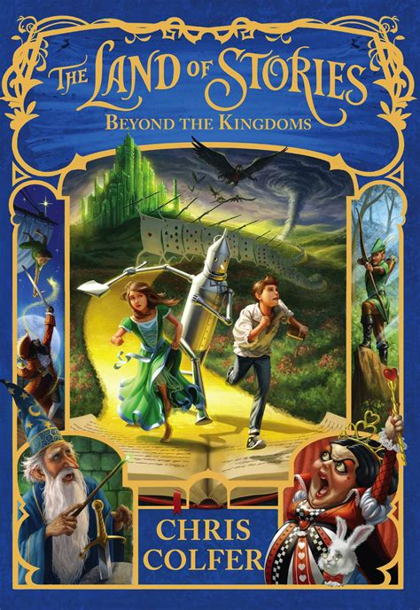 The Land Of Stories Beyond The Kingdoms  Little, Brown