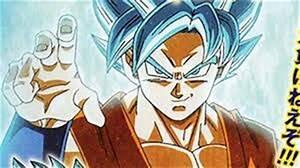 Super Otaku's Colloseum of Death: Ssgss Goku vs Tengen ...