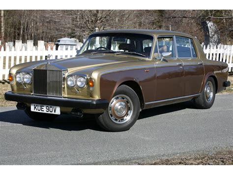 1980 Rollsroyce Silver Shadow Ii For Sale Classiccars