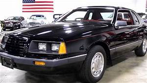 Wiring Diagram For 1986 Ford Thunderbird