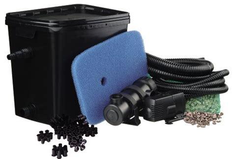 pompe uv pour bassin exterieur pompe filtre de bassin filtrapure 174 4000 plus set ubbink hydro sud