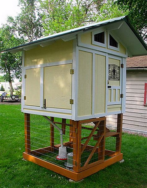 Backyard Chicken Coop Designs by Chicken Coop Ideas Designs And Layouts For Your Backyard
