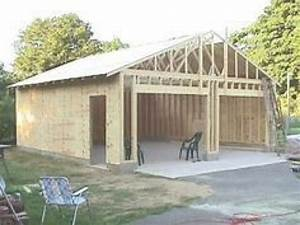 How To Build Your Own 24 X 24 Garage And Save Money  Step