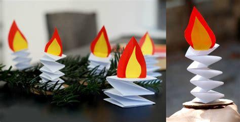 Weihnachtsdekoration Selber Machen Mit Kindern by Adventskranz Basteln Mit Kindern 10 Bastelideen Aus Papier
