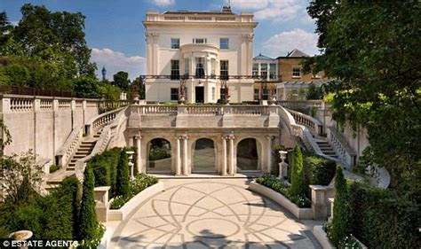 Home Design Qatar : Qatar's Royals To Convert Three Homes In Londons Regents