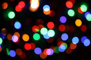 Christmas, Lights, Picture