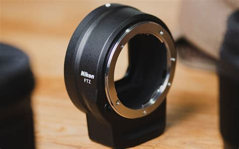 nikon mount lenses ftz adapter