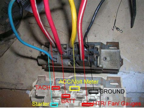84 J10 V8 Jeep Wiring Diagram by Help With A Re Wiring Problem Page 2 Jeep Cj