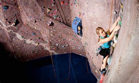 The Edge Rock Gym Off Jacksonville Groupon