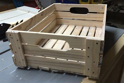 eine einfache holzkiste bauen palettenholz anleitung