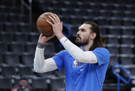 Steven Adams explains how he was able to work out in New ...