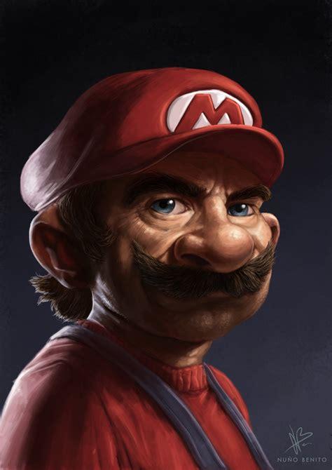 Mario By Mawelman On Deviantart