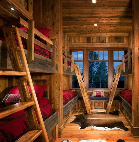 kids cabin theme bedrooms rustic rustic kids bedrooms 20 creative cozy design ideas