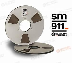 SM911 Audio Recording Tape
