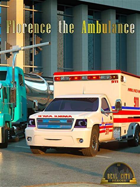 amazoncom florence  ambulance  ross  race car