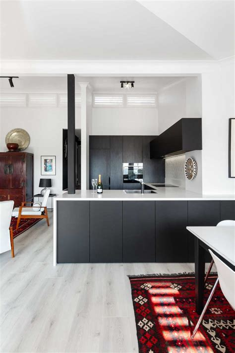 modern eclectic kitchen lea premier kitchens