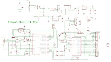 Arduino Uno Circuit Diagram Pdf by Introduction To Arduino Uno Uses Avr Atmega328