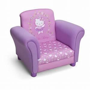 Fauteuil Enfant Fille : delta children hello kitty fauteuil enfant achat vente fauteuil canap b b cdiscount ~ Teatrodelosmanantiales.com Idées de Décoration
