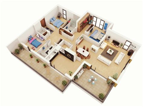 home plans with interior photos design of house 3 bedroom modern house