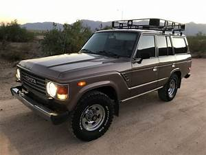1987 Toyota Land Cruiser Fj60 Low 120k Miles No Rust Xlint
