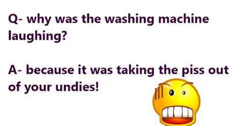 Funny Washing Machine Jokesone Linershilarious Quotes On