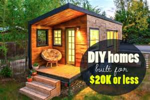 Small Eco House Designs Ideas by 6 Eco Friendly Diy Homes Built For 20k Or Less