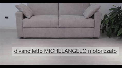 Divano Letto Motorizzato Michelangelo| Fabbrica Divani A