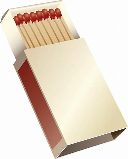 Matches Box Clipart Match Matchbox Transparent Clip