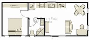 1 bedroom granny flat floor plans house plans With 1 bedroom floor plan granny flat