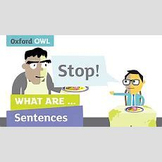 Grammar And Punctuation At Primary School  Oxford Owl