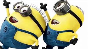 Because I'm Happy - Minion Version (ft. My cousin) - YouTube