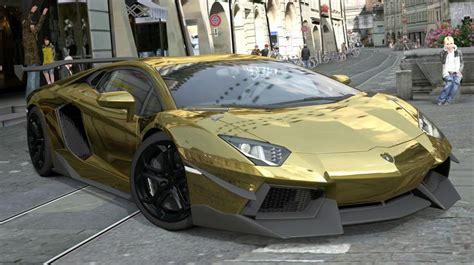 2015 All Gold Lamborghini Veneno  Dream Cars Wish List
