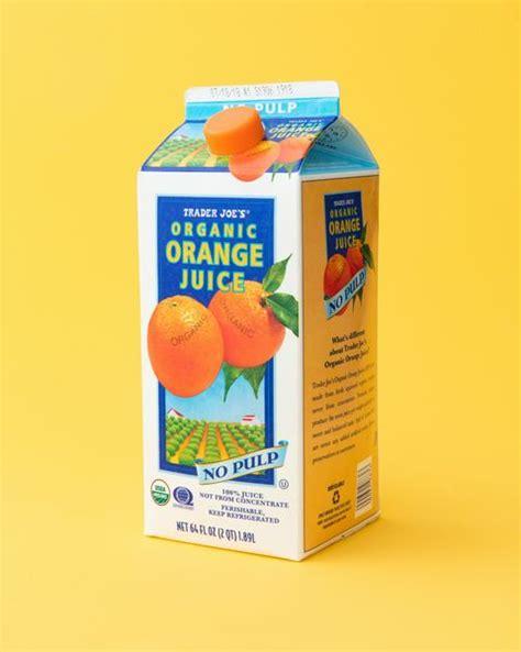 orange juice brands trader joe bought juices popular most crop