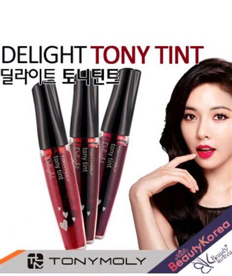 Harga Tony Moly Original jual tony moly delight tint lipstik korea original ktmdt