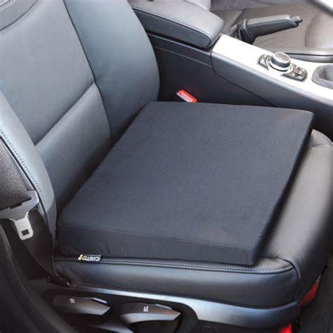 siege ergonomique pour voiture coussin ergonomique pour siège de voiture noir forme