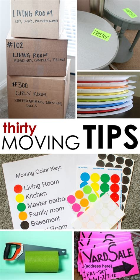Moving Tips To Keep You From Going Insane
