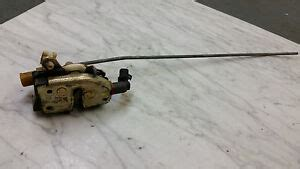 oem 97 03 ford f150 passenger s side door lock actuator assembly rod style ebay