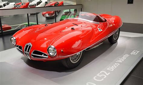 Alfa Romeo Italy by Destinations The Best Car Museums In Italy Privateer Garage