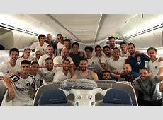 FIFA World Cup Russia 2018 Spain head to Russia MARCA